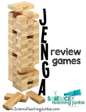 Jenga Review Games