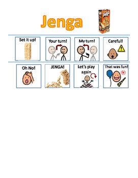 Jenga Visuals