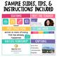 Jenna Digital Slideshow Templates | Editable | Google Slides™