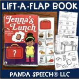 Jenna's Lunch:  An Interactive & Adaptive Book