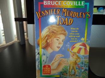 Jennifer Murdley's Toad ISBN 0-671-79401-9
