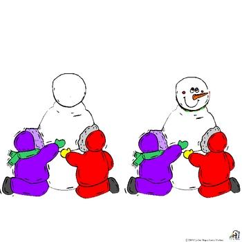 Jenni's Special Snowman