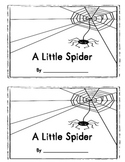 A Little Spider Book