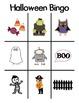 Jen's Halloween Bingo Game