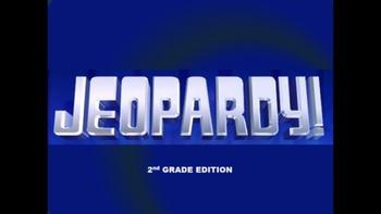 Jeopardy! 2nd Grade Edition