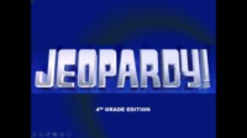 Jeopardy! 4th Grade Edition