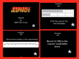 Jeopardy 5th Grade STAAR Math Review