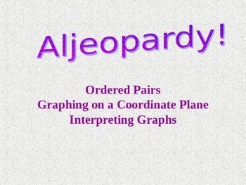 PARCC Review- ALJEOPARDY!