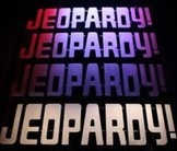 Jeopardy - All Kinds of Words 4