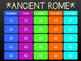 Jeopardy Ancient Rome Review Game Powerpoint
