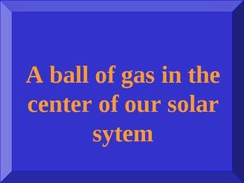 Jeopardy - Astronomy