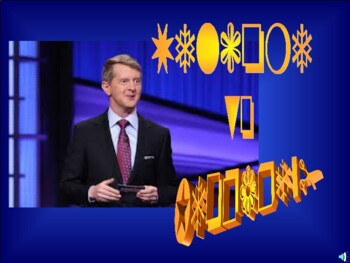 Jeopardy! Bien Dit Chapter 8 Review Game