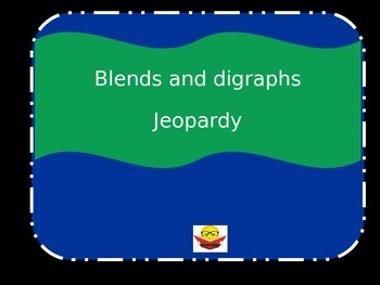 Jeopardy Blends and Digraphs