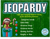 Jeopardy - Christmas Edition!