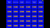 Jeopardy Colonies Review Game Sounds & Answers! SOL Intera