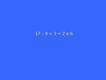 Jeopardy Common Core Algebra 5th Grade Math