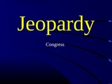 Jeopardy: Congress