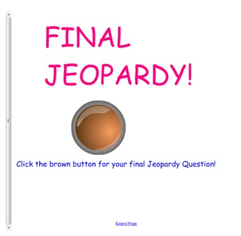 Jeopardy Decimal Operations- Adding, Subtracting, Multiplying, and Dividing