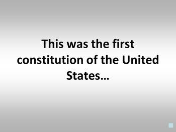Jeopardy: Early America