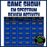 Jeopardy - Electromagnetic Spectrum