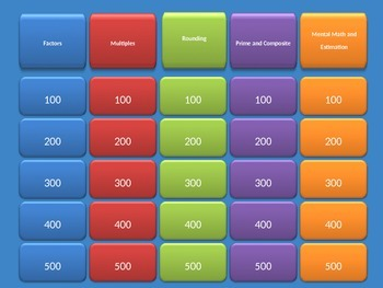 Jeopardy: Estimation and Number Theory