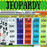 Jeopardy - Fractions