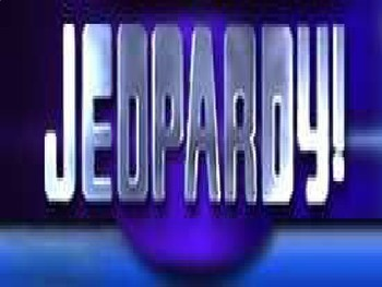 Jeopardy  - Functions