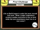 Jeopardy Game: Classification of Living Things Review