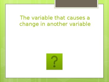 Jeopardy Game - Physical Science