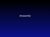 Jeopardy Game Power Point