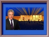 Jeopardy Game for Equations & Inequalities (6th Grade Common Core)
