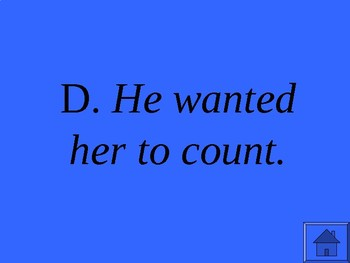 Jeopardy Game for Secrets and Lies at Grisley High_Book 1 Only