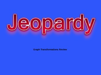 Jeopardy Game on Graph Transformations