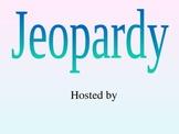 Jeopardy Gameboard