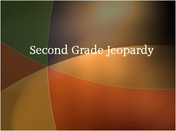 Jeopardy Games