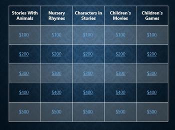 Jeopardy Games 2