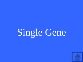 Jeopardy Genetics
