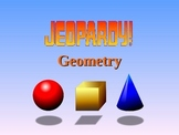 Jeopardy Geometry PowerPoint