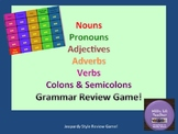 Grammar Review Game!