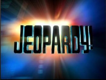 Jeopardy- Interwar Years