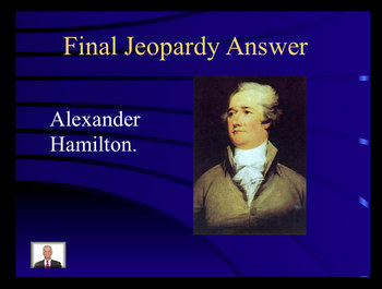 Jeopardy Law Game - Constitution - Bill of Rights - Individual Rights