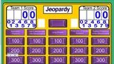 Jeopardy Math