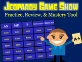Order of Operations Review: Math Jeopardy Game Show