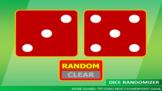 Free Dice Randomizer PowerPoint Template