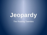 Jeopardy PowerPoint Game (Roaring Twenties)