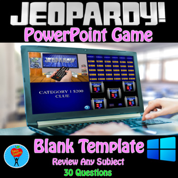 Jeopardy PowerPoint Game