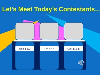 Jeopardy Powerpoint Review - Flour Mixtures, Nutrition, Safety