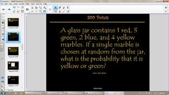 Jeopardy - Probability