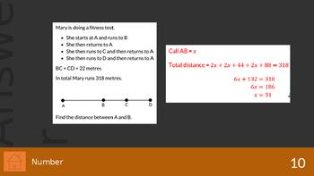 Math Revision Aid (Mid Level)