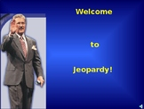 Jeopardy! Properties and Phases of Matter